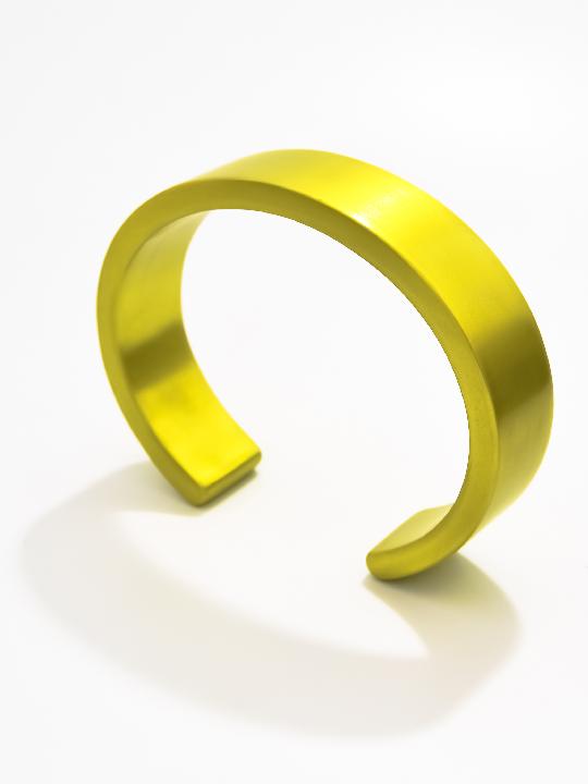 oval aluminium cuff